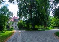 Athensleben - Schlosszufahrt